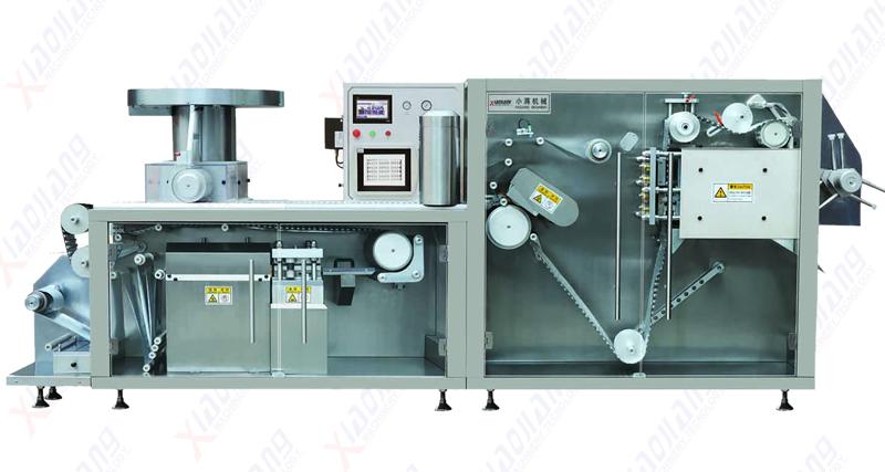 DPH-260TK高速辊板铝塑包装机