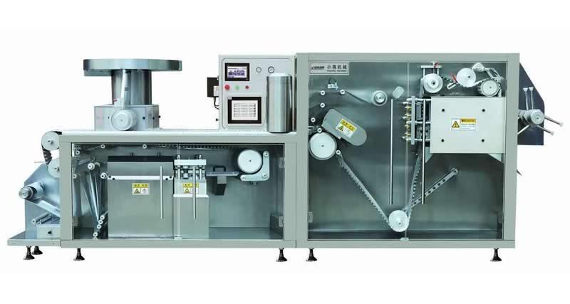高速辊版铝铝系列包装机